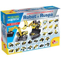 LISCIANIGIOCHI - Scienza Hi Tech Robot e Ruspa