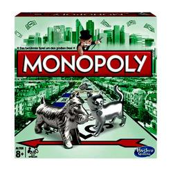 HASBRO - Monopoly Classico Rettangolare