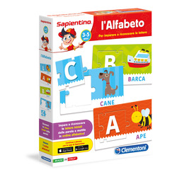 CLEMENTONI - L'Alfabeto