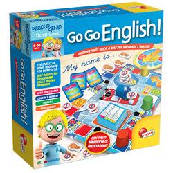 LISCIANIGIOCHI - I'm a Genius Ts Go-Go English