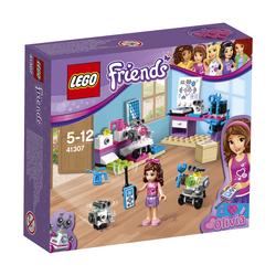 LEGO - 41307 - Il Lab creativo Olivia