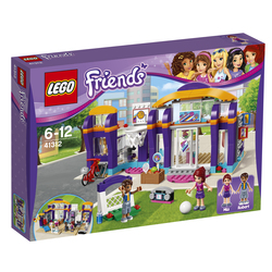 LEGO - 41312 - Centro sportivo Heartlak