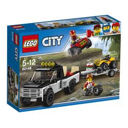 LEGO - 60148 - Team da corsa Fuoristrada