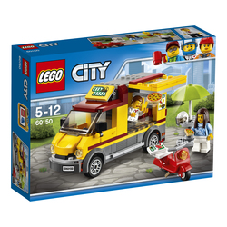 LEGO - 60150 - Furgone delle pizze