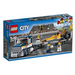 LEGO - 60151 - Trasportatore di dragster