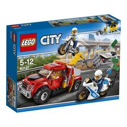 LEGO - 60137 - Autogrù in panne