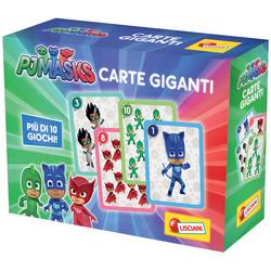 LISCIANIGIOCHI - PJ Masks Carte Giganti