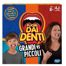 HASBRO - Fuori Dai Denti Grandi Vs Piccoli