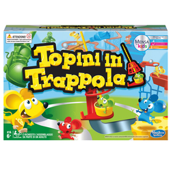 HASBRO - Topini In Trappola