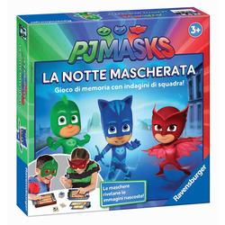RAVENSBURGER - Pj Mask La Notte Mascherata