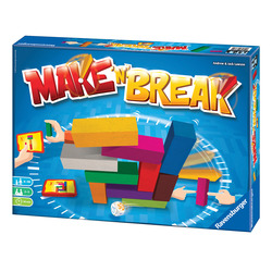 RAVENSBURGER - Make 'n' Brake