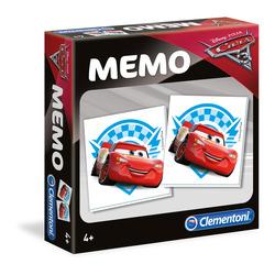 CLEMENTONI - Memo Cars 3