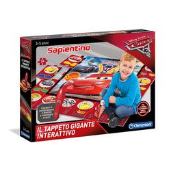 CLEMENTONI - Tappeto Gigante Interattivo Cars 3