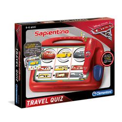 CLEMENTONI - Sapientino Travel Quiz Cars 3