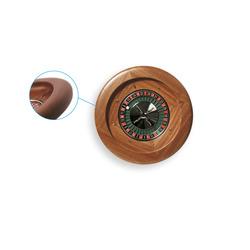 DAL NEGRO - Roulette in Bachelite 35 Cm