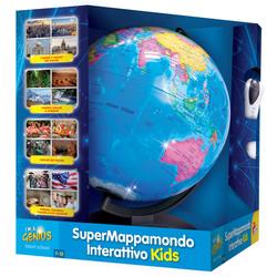 LISCIANIGIOCHI - Super Mappamondo Elettronico Kids