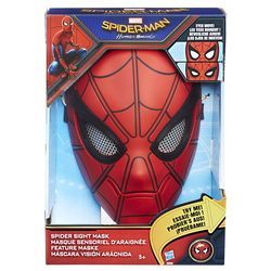 HASBRO - Marvel Spider-Man Homecoming - Maschera Di Spider-Man Deluxe