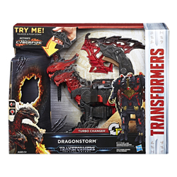 HASBRO - Transformers - Dragon Turbo Changer