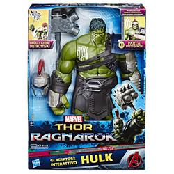 HASBRO - Marvel Thor Ragnarok - Hulk Gladiatore Elettronico