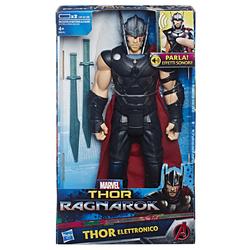 HASBRO - Marvel Thor Ragnarok - Thor Titan Hero Elettronico