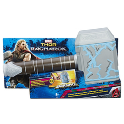 HASBRO - Marvel Thor Ragnarok - Thor Martello Elettronico