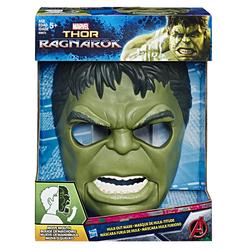 HASBRO - Marvel Thor Ragnarok - Hulk Maschera Deluxe