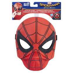 HASBRO - Marvel Spider-Man Homecoming - Maschera Flip Up