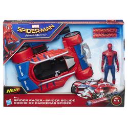 HASBRO - Marvel Spider-Man Homecoming - Veicolo Lancia Dardi Di Spiderman