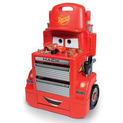 SMOBY - Cars 3 Mack Truck Trolley