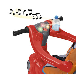 Triciclo Cars 3