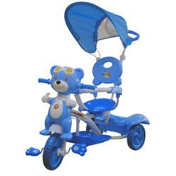 OLD TOYS - Triciclo Orsetto Blue Con Telaio In Metallo