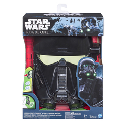HASBRO - Star Wars S1 Rp Eletronic Mask