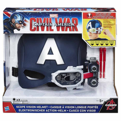 HASBRO - Capitan America Scope Vision