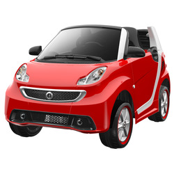 OLD TOYS - Auto Smart Rossa