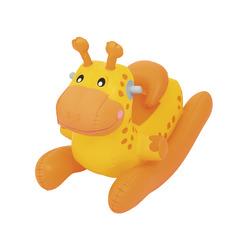 BESTWAY - Sedia  A Dondolo Baby Animal (Colori Assortiti: verde, arancione)