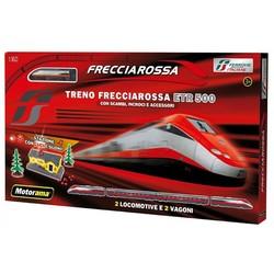 MOTORAMA - Treno Freccia Rossa A Batteria - 1:160