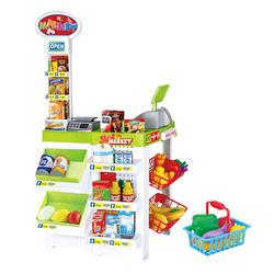 Import - Cassa Supermercato con 46 accessori