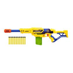 XSHOT ZURU - Xshot Clip Blaster 10 Darts Rifle Gun