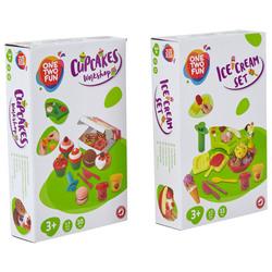 RIK&ROK - Playset Gelato - Cupcake