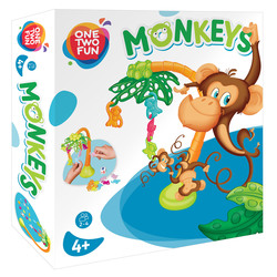 RIK&ROK - Gioco delle Scimmie