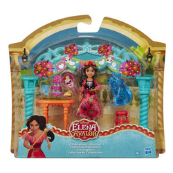 HASBRO - Disney Elena - Bambole Piccole Small Dolls Playset