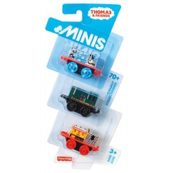 IL TRENINO THOMAS - Mini Locomotive 3 Pack Asst