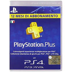 Sony - PS PLUS - 365 giorni