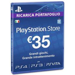 SONY - PSN - Card 35 Euro