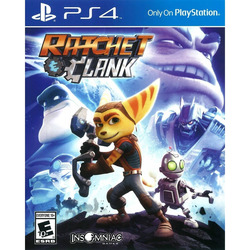 Sony - PS4 - Ratchet & Clank