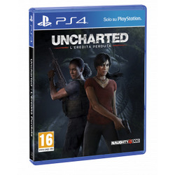 Sony - PS4 - Uncharted: The lost legacy