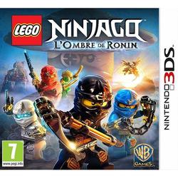 WARNER BROS - Lego Ninjago: L'Ombra di Ronin (3DS)