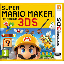 NINTENDO - Super Mario Maker for 3DS