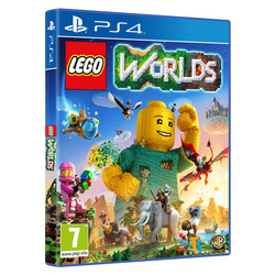 WARNER BROS - PS4 - Lego Worlds