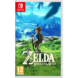 NINTENDO - The Legend of Zelda: Breath of the Wild